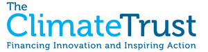 Climate Trust logo with tag
